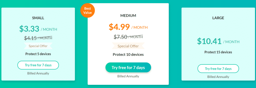 mobicip prices